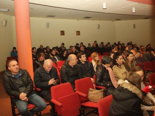 FOTO: U Prozoru premijerno prikazan dugometražni film 'Hajduk'