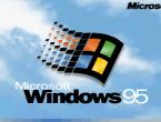Prije dvadeset godina pojavili su se legendarni Windows 95