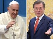 Moon predao poziv papi Franji da posjeti Sjevernu Koreju