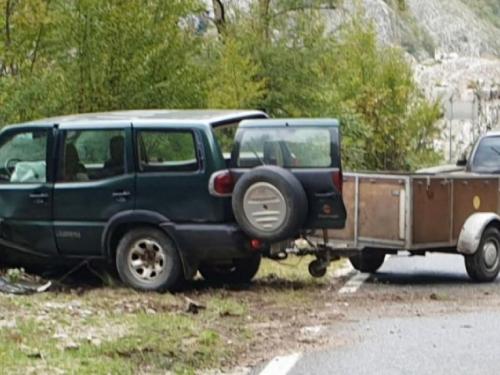 Nesreća u tunelu kod Mostara, pet osoba ozlijeđeno