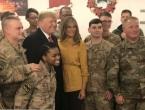 Trump posjetio američke snage u Iraku