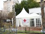 Uhićene dvije osobe na prosvjedu zdravstvenih radnika u Mostar