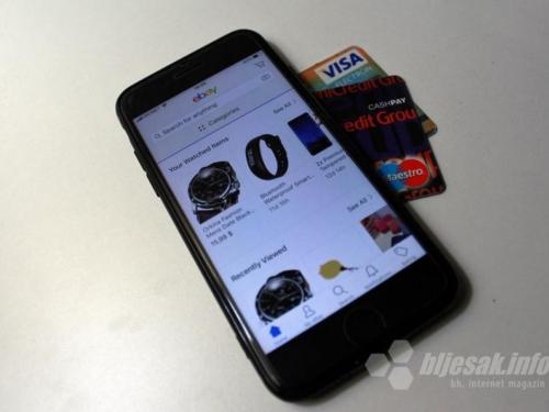 Kupovina online najčešće se obavlja mobilnim uređajima