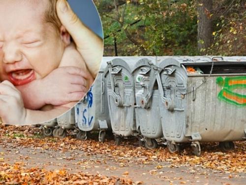 U kontejneru u Sarajevu pronađeno živo novorođenče