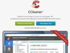 Napadnuta poznati program CCleaner, u opasnosti milijuni korisnika
