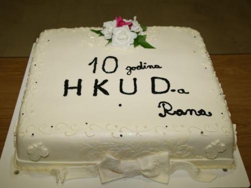 FOTO: HKUD 'Rama' 10 godina s vama!