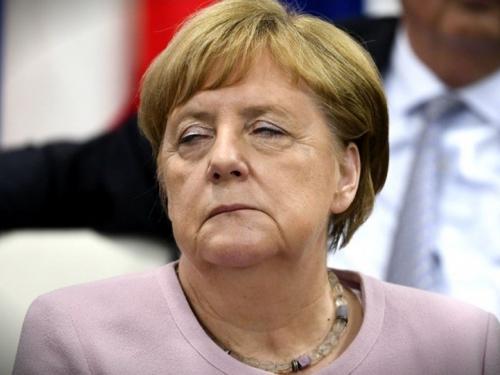 Merkel progovorila nakon što se drugi put nekontrolirano tresla pred kamerama