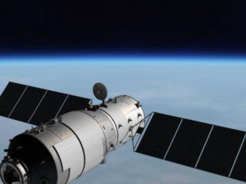 """""""Odmetnuti"""" kineski svemirski laboratoji pada na Zemlju"""
