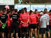 Marijan Ćavar nije više u kadru Eintrachta, trener Hütter odrekao se još Fabiána i Falette