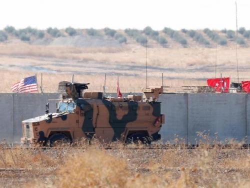 Turska vojska ušla u Siriju
