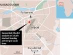 Teroristički napadu na turski restoran u glavnom gradu Burkine Faso