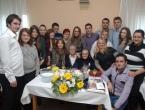 Pleternica: Dijamantni pir Luke i Ivke Gazilj sa brojnom rodbinom i prijateljima