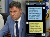 SMS: Novalić priznao da su krali i da je nemoćan