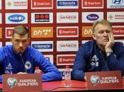 Nogometaši BiH danas u Erevanu protiv Armenije