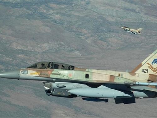 Izrael prijeti Siriji