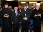 Četiri vjerska poglavara se pomolila za sve žrtve rata u BiH
