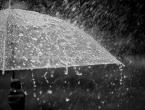 U BiH stigla kiša, temperature padaju