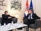 Plenković s kardinalom Puljićem razgovarao o položaju Hrvata u BiH