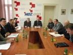 Čović i Ljubić zadovoljni suradnjom dva HDZ-a