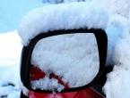 Snijeg, led i jaki udari vjetra