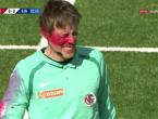 Huliganski incident na utakmici druge norveške lige