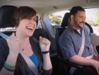 Pogledajte reakcije ljudi tijekom vožnje u automobilu bez vozača