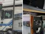 Hrvatska: Težak sudar kamiona i autobusa, 14 teško ozlijeđenih