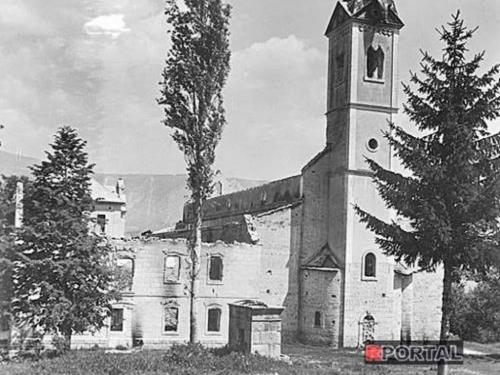 78. obljetnica paljenja crkve na Šćitu