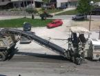 Počeli radovi na rekonstrukciji Splitske ulice u Prozoru