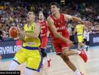 Hrvatska na Rusiju; Mandache prvi nakon Kukoča s triple-doubleom