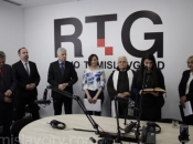 Čović presjekao vrpcu u novim prostorijama Radio Tomislavgrada