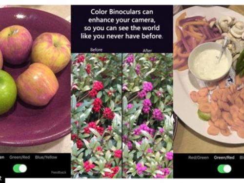 Microsoftova aplikacija omogućit će daltonistima vidjeti boje