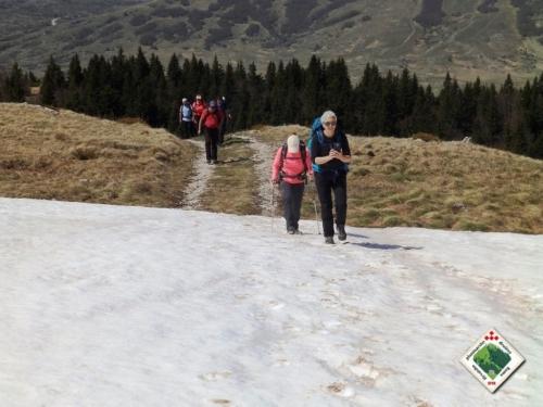 FOTO: Planinari iz Trilja na Raduši