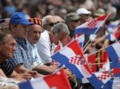 U pritvoru u Klangenfurtu pet Hrvata zbog isticanja zabranjenih simbola na Bleiburgu