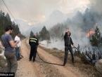Požari na Blidinju stavljeni pod kontrolu