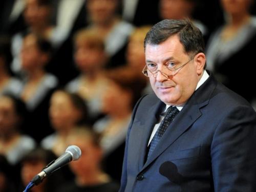 """Dodik ostaje na američkoj """"crnoj listi"""""""