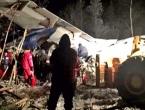 Četvero djece poginulo u sudaru vlaka i školskoga autobusa u Francuskoj