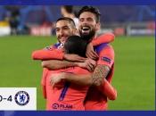 Uvjerljive pobjede Barcelone, Juventusa i Chelseaja