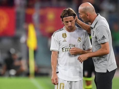 Zidane Modrića očekuje za tri tjedna