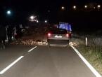 U sudaru traktora i golfa dvije osobe ozlijeđene