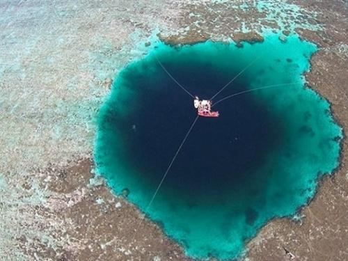 Otkrivena najveća rupa na svijetu