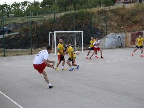 FOTO: U Rumbocima održan malonogometni turnir