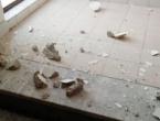 Nakon potresa: U Mostaru pucali zidovi, u Nevesinju oštećenja na starijim objektima