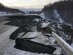 Aljaska za samo pet dana obnovila ceste uništene u potresu