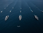 SAD, Južna Koreja i Japan počeli zajedničke vojne vježbe, cilj je uočiti sjevernokorejske projektile