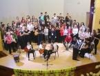 FOTO: U Prozoru održan humanitarni koncert za djecu u Africi