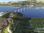 VIDEO: Pogledajte novu vizualizaciju Pelješkog mosta i svih pristupnih cesta
