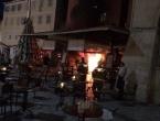 Požar u Splitu: U restoranu eksplodirao plin, turisti mislili da je napad