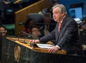 Guterres: Svijet se mora probuditi, na rubu smo ponora