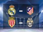 Izvučeni parovi polufinala Lige prvaka